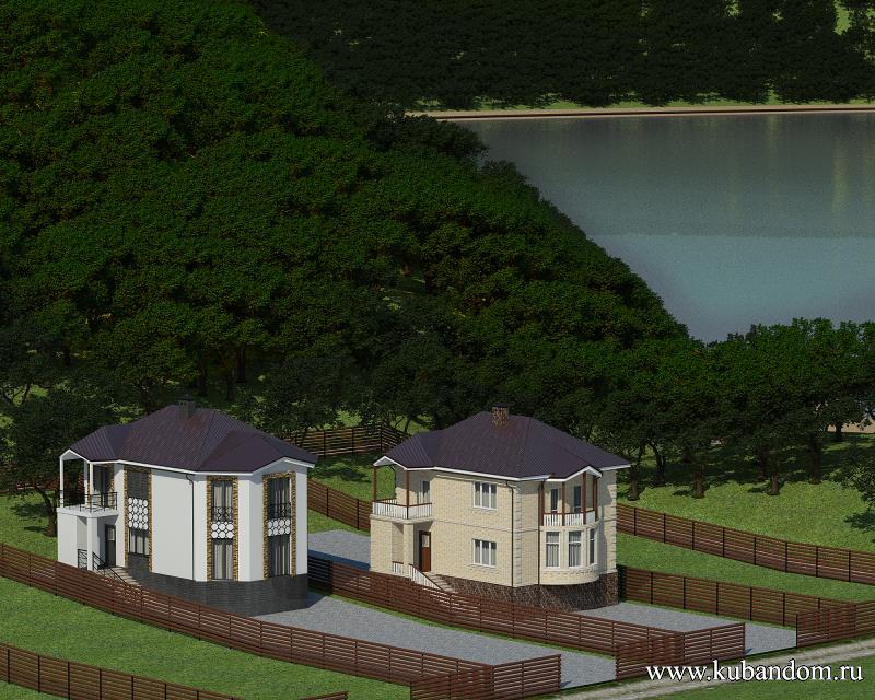 продажа домов в абрау-дюрсо с фото