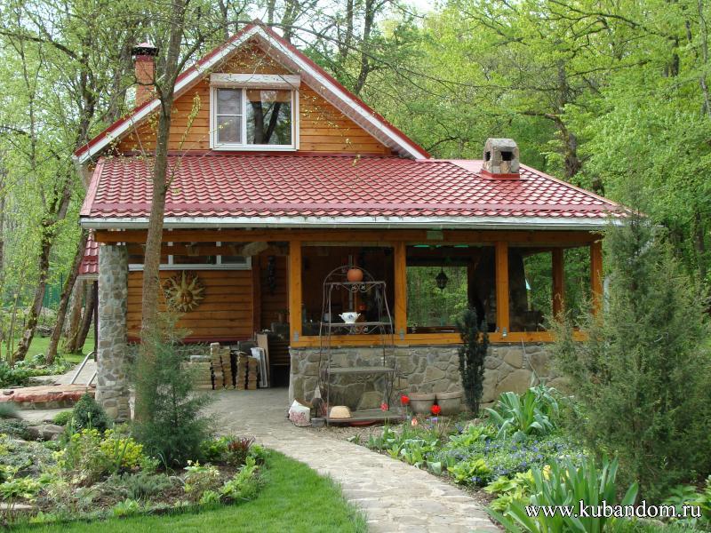 Дома в краснодарском крае фото
